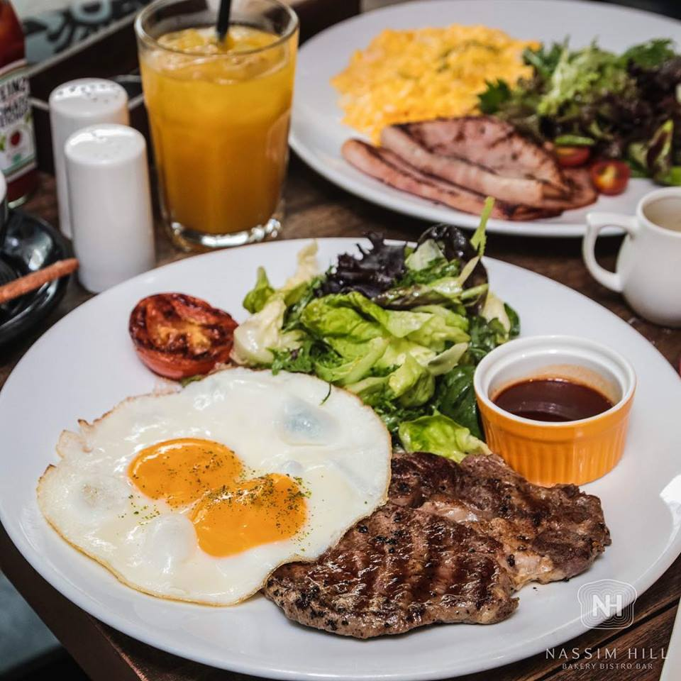 Steak and Eggs ($23)