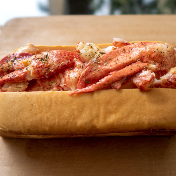 Maine-style Lobster Roll ($28.00)