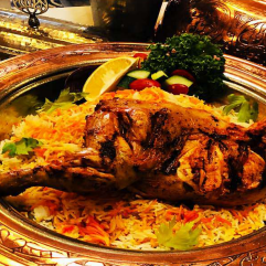 Chicken Kabsa ($19)