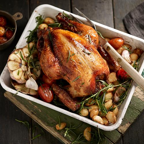 Whole Roast Chicken ($27.90)