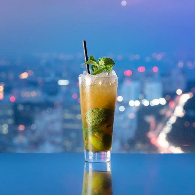 Passion Fruit Mojito ($20)