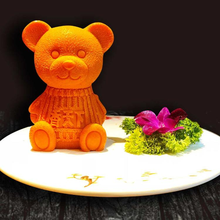 Teddy Bear Mala Butter ($9.90)