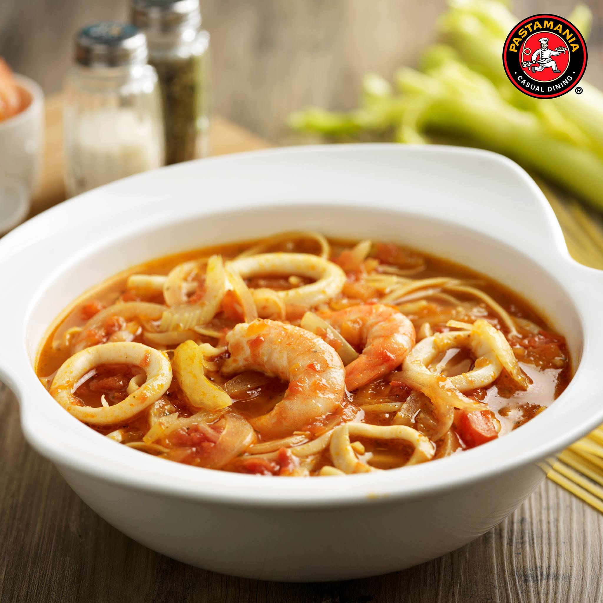 Seafood Zuppa ($10.90)