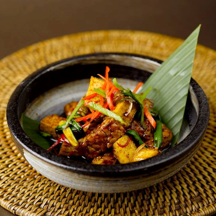 Spicy Indonesian Tempe ($6.90)