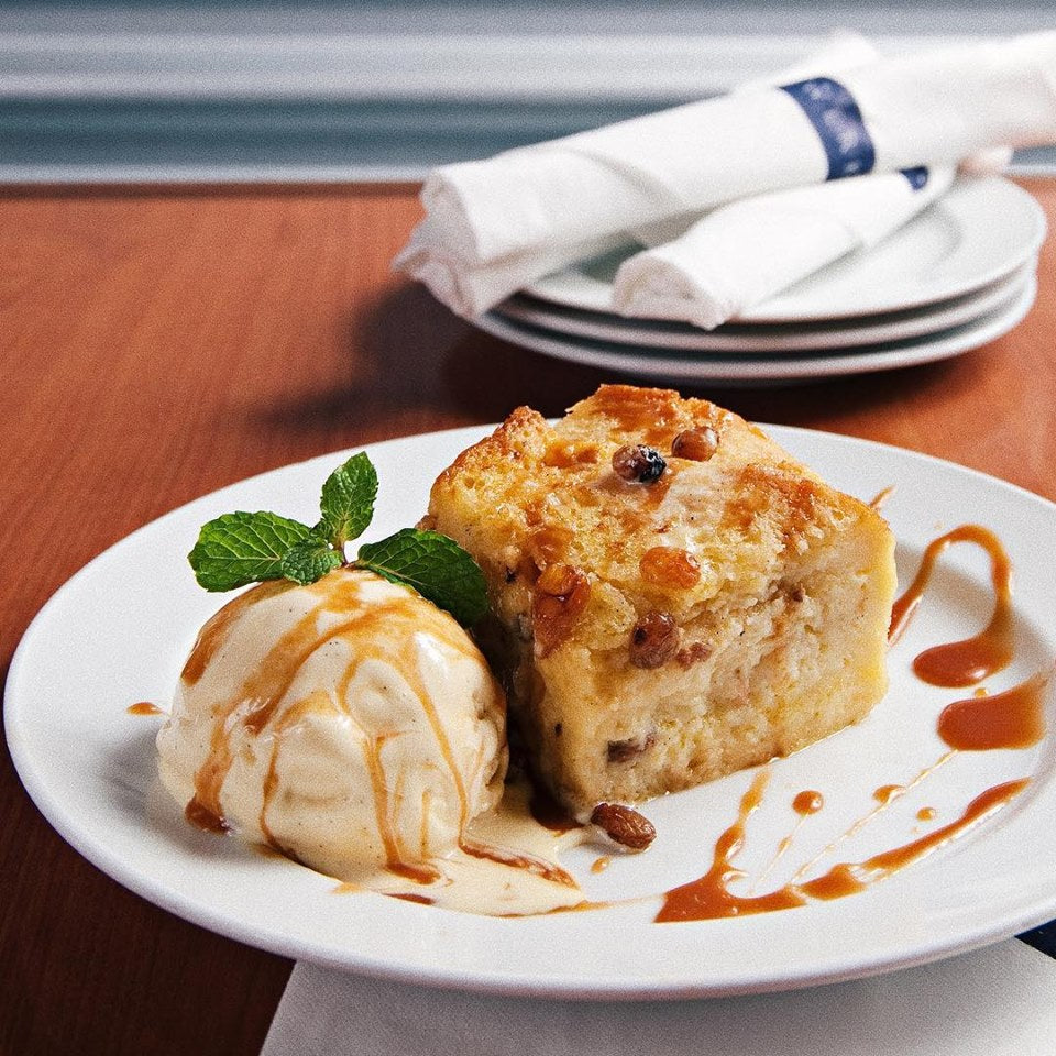 Bread Pudding ($10)