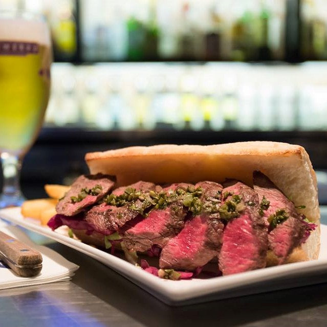 Steak Sandwich ($25)