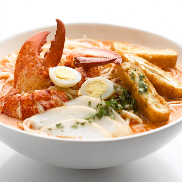 Chatterbox Lobster Laksa ($38)