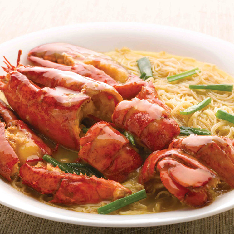 Signature Lobster Stewed with Bee Hoon