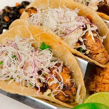 Sabroso Chicken Soft Taco ($21)