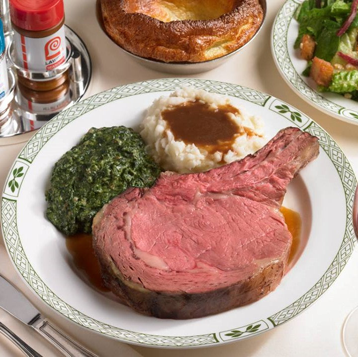 Signature Roasted Prime Rib of Beef