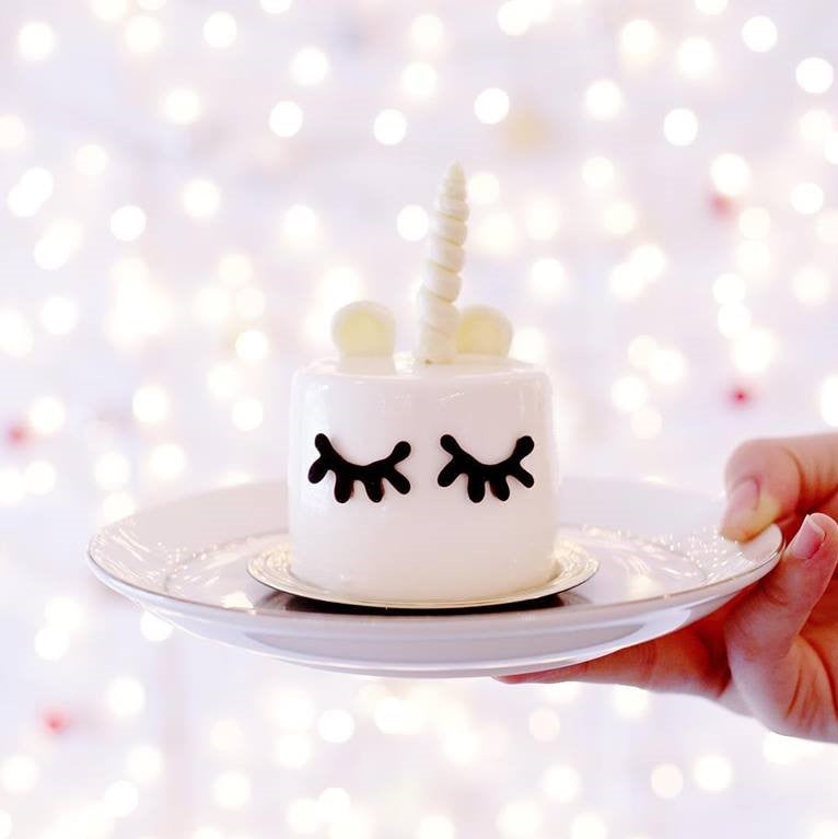 Mini Unicorn Cake ($9)