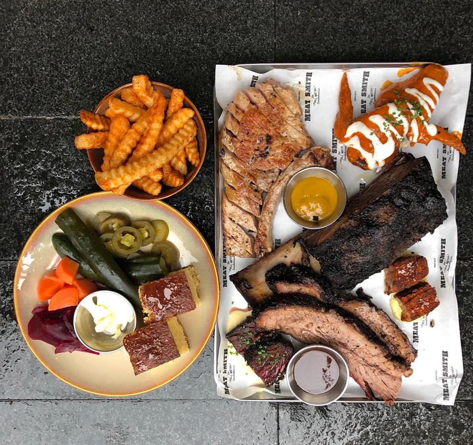 Meat Platter for Two ($130)