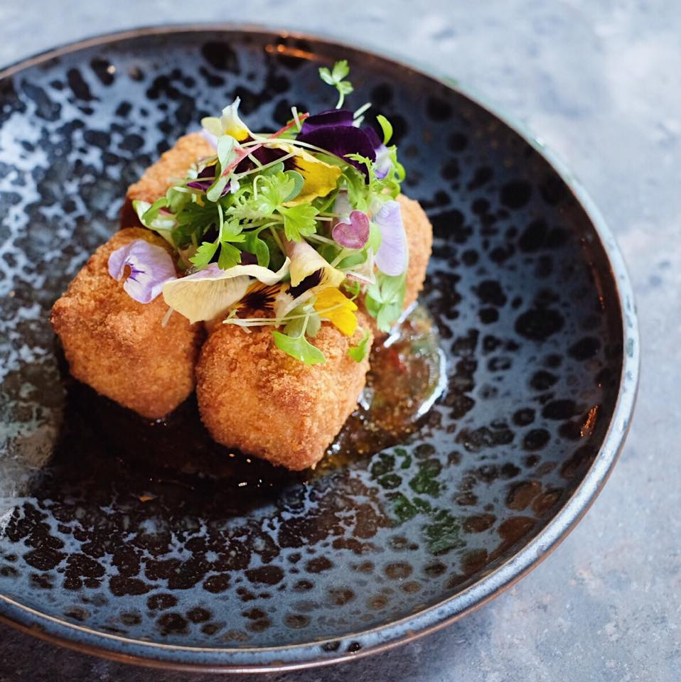 Angus Beef Croquettes ($16)