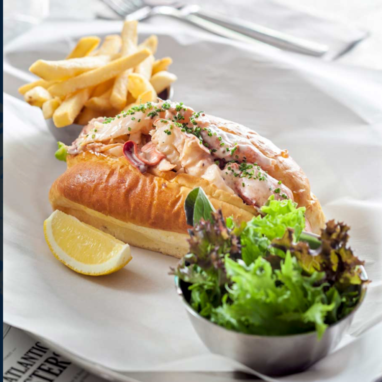 Lobster Roll ($52)