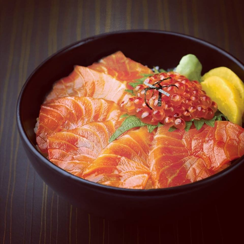 Salmon Ikura Don ($17.80)
