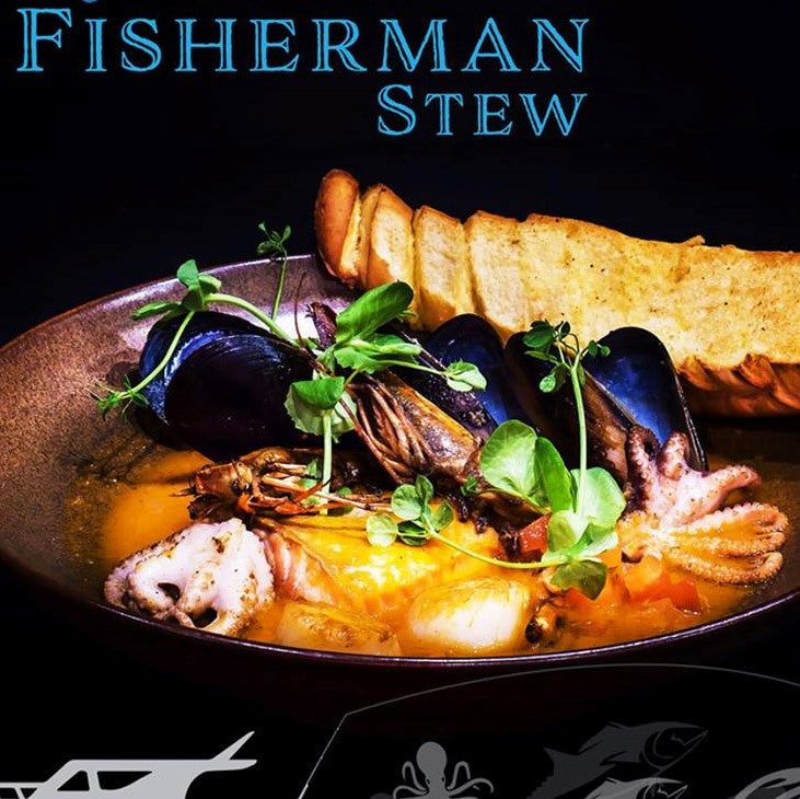 Joey's Fisherman Stew ($38)