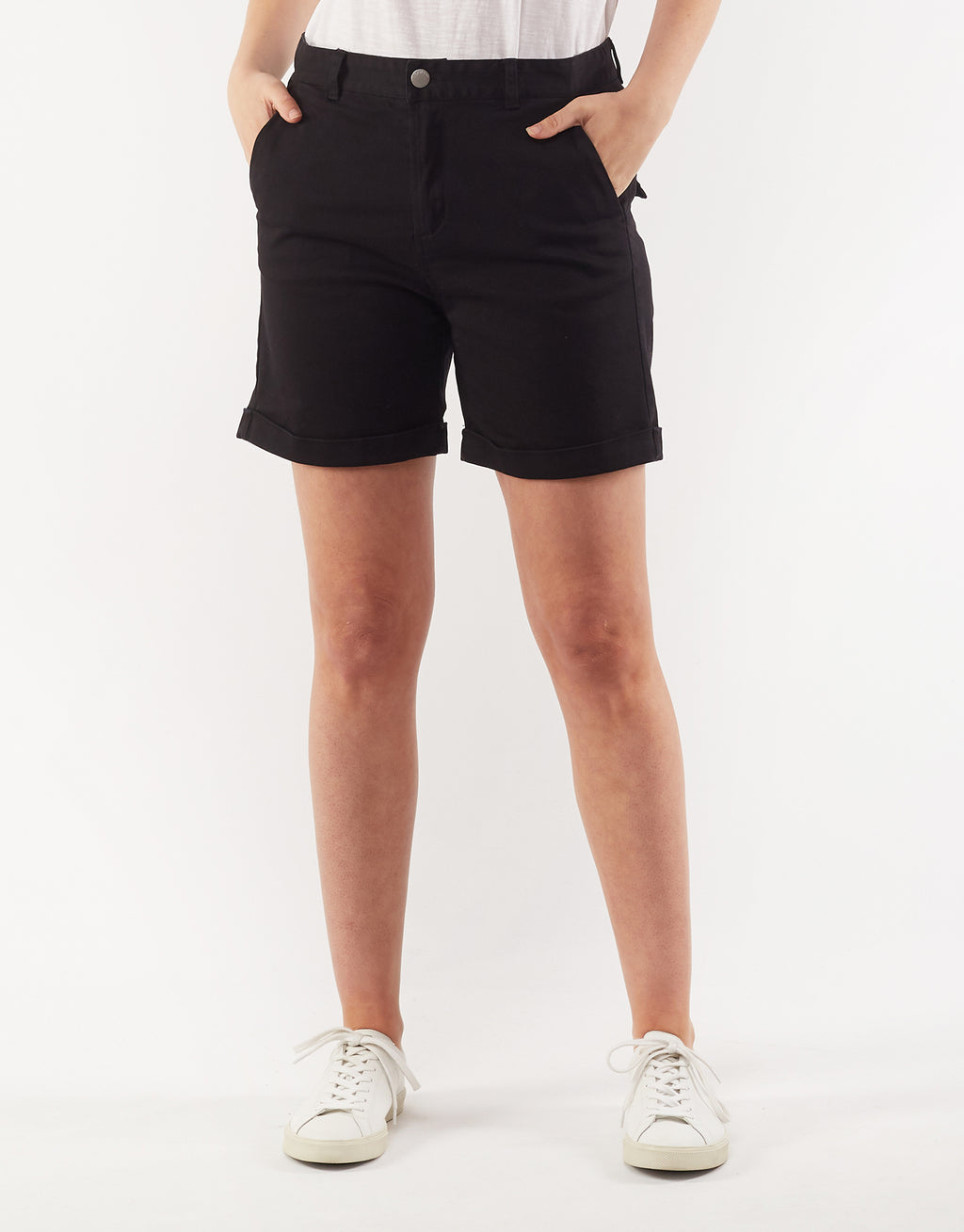 CADDY SHORT || BLACK