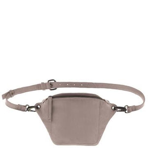 BELLA LEATHER BELT BAG || MOON