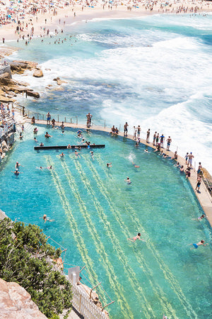 Bronte Pool vertical