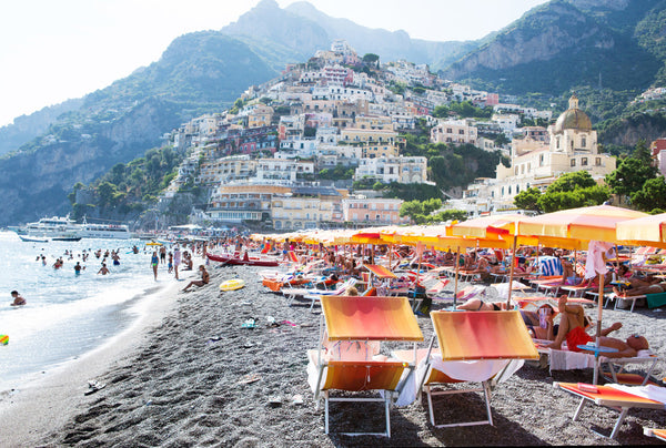 Positano Beach - Full Sun