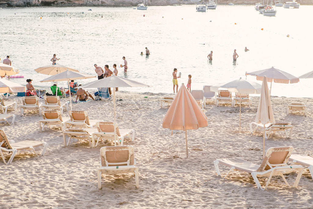 Remember This Ibiza - Carla Coulson Limited Edition Fine Art Print, travel photography, Spain, Ibiza, beaches, beach photography