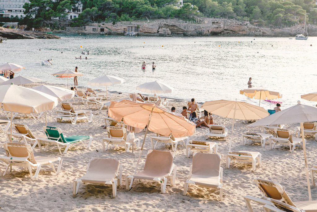 Summer Memories - Carla Coulson Limited Edition Fine Art Print, travel photography, Spain, Ibiza, beaches, beach photography