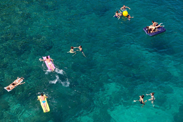 Floating Polignano A Mare
