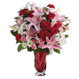Teleflora's Swirling Beauty Bouquet