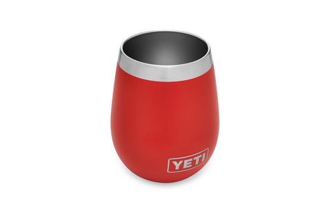 Yeti Rambler 10oz Tumbler Canyon Red
