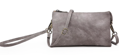 Riley Cross-Body Wristlet Combo
