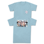 Sandlot Legends Never Die Old Row Tee