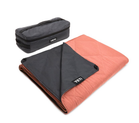 Yeti Lowlands Blanket - Coral