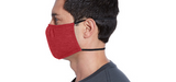 Red Face Mask - Over The Head Elastics