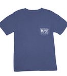 Southern Fried Cotton Lake Life SS Tee