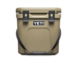 Yeti Roadie 24 Hard Cooler-Desert Tan
