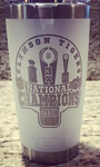 Clemson National Championship White Yeti