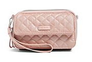 Iconic RFID All in One Crossbody Rose Gold