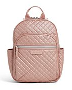 Iconic Small Backpack Rose Gold