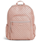 Vera Bradley IconicCampus Backpack Rose Quartz