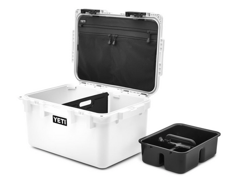 Yeti White Loadout GoBox