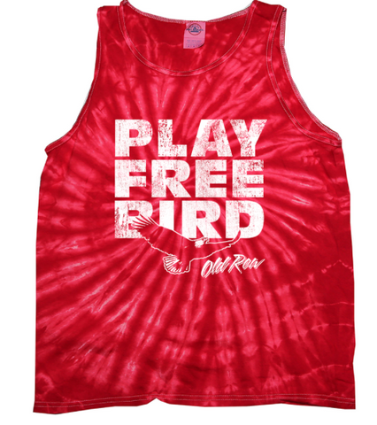 Old Row Play Free Bird Tank