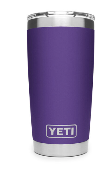 Yeti 20oz Tumbler Peak Purple