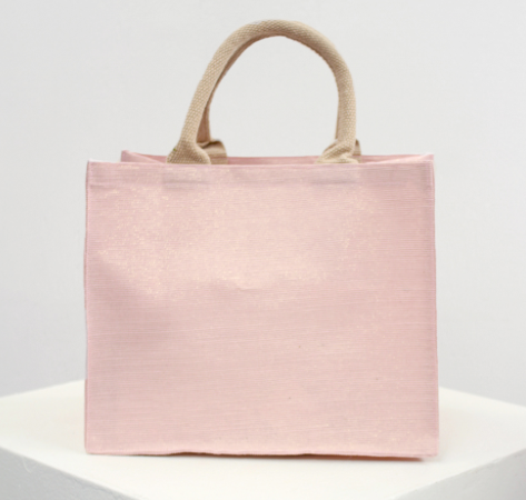 Rose Gold Summer Gift Tote