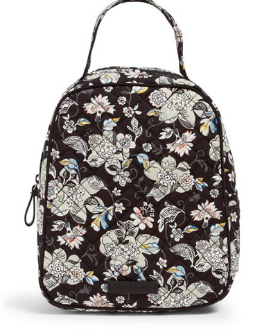 Vera Bradley Iconic Lunch Bunch Holland Garden