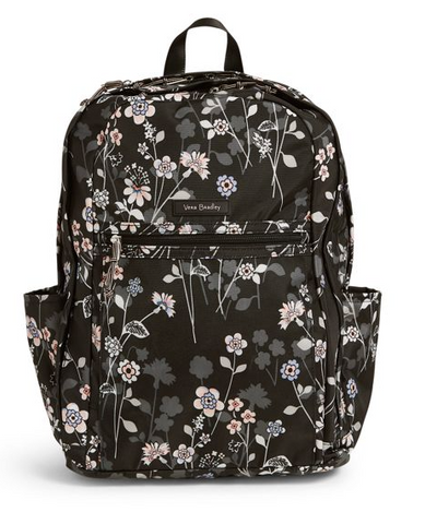 Vera Bradley Lighten Up Grand Backpack Holland Bouquet