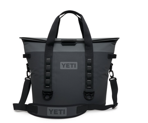 Yeti Hopper M30 Charcoal Soft Cooler