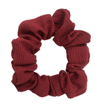 Burgandy Scrunchie