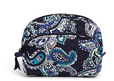 Iconic Medium Cosmetic Deep Night Paisley