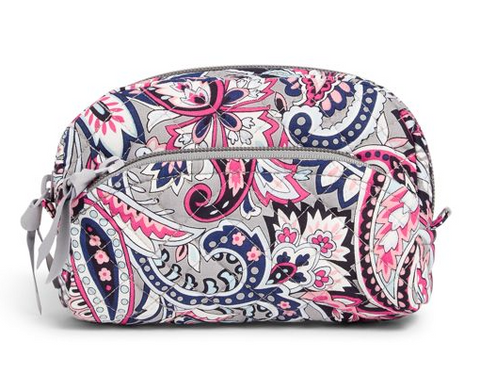 Iconic Mini Cosmetic Bag Gramercy Paisley