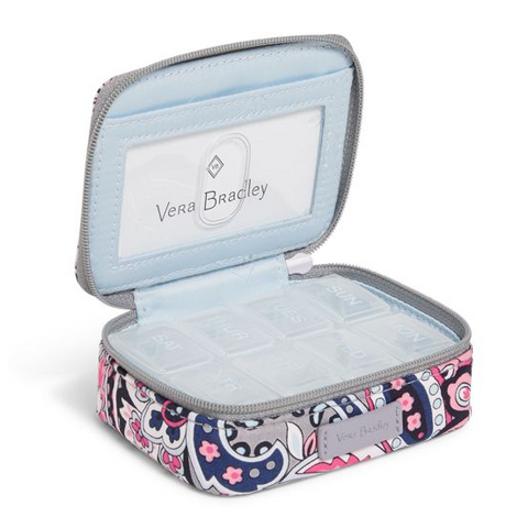 Iconic Travel Pill Case Gramercy Paisley